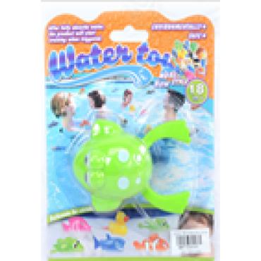 """Водоплавающая игрушка """"Лягушка"""" 19*14*4"""