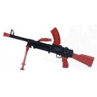 Ручной пулемет-трещетка 63*26*3