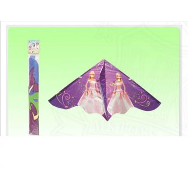 """Воздушный змей  """"Принцесса""""120*61"""