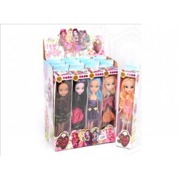 Кукла 4 вида (12 в блоке)