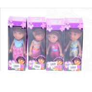 Кукла 4 вида в кор.18*7