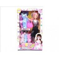 Кукла с набором 32*22*5
