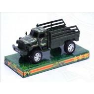 Машина военная грузовик свет и звук 20*10